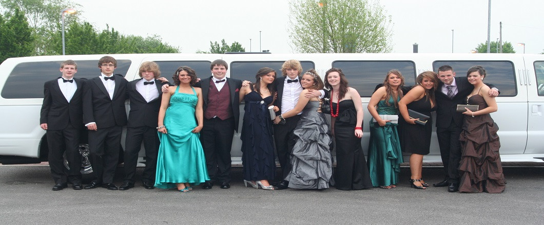 Have You Booked Your Prom Limo Yet?