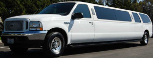 Stretch Ford Excursion