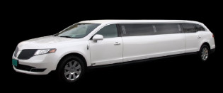 Stretch Lincoln MKT White
